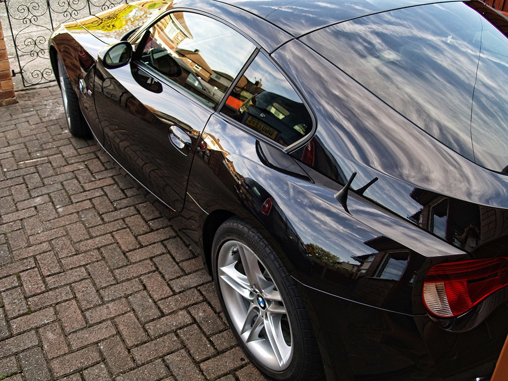 Above and Beyond Detailing