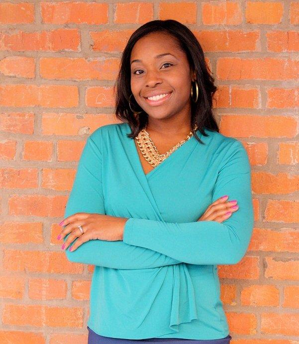 Coach Tiffany Hampton, M.A