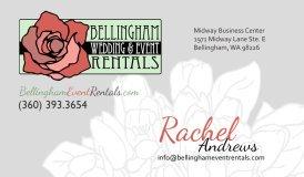 Bellingham Wedding And Event Rentals