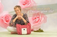 Mara DeSilva, Madison Handbags Team Leader and Design Consultant