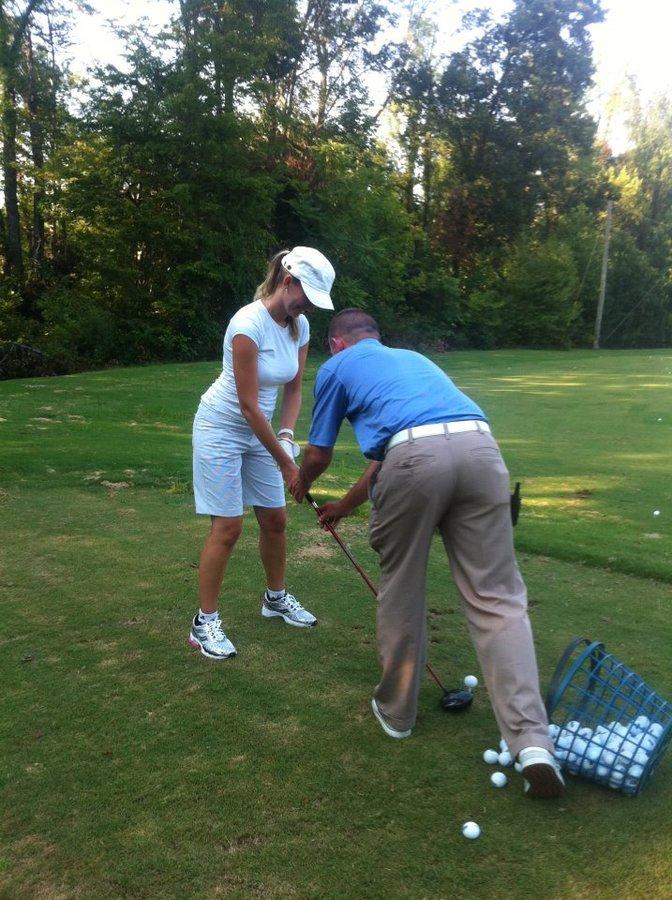 Josh Bower Golf Lessons