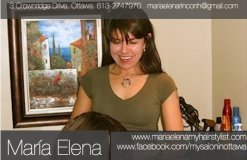 María Elena My Hair Stylist