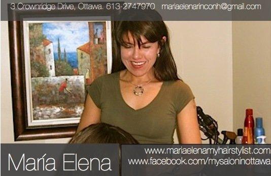 María Elena My Hair Stylist
