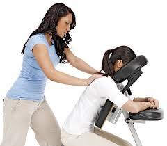 Property Perks Chair Massage