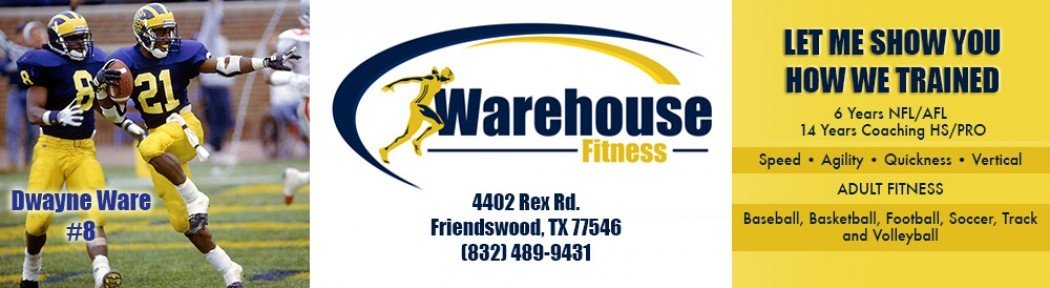 Warehouse Fitness Nutrition