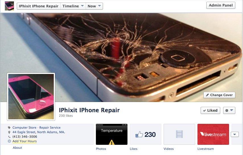 iPhixit iPhone Repair