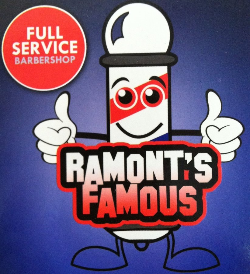 Ramonts Famous Barber Shop & Salon Three60