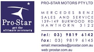Pro Star Motors Pty / Ltd