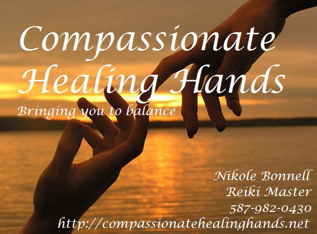 Compassionate Healing Hands