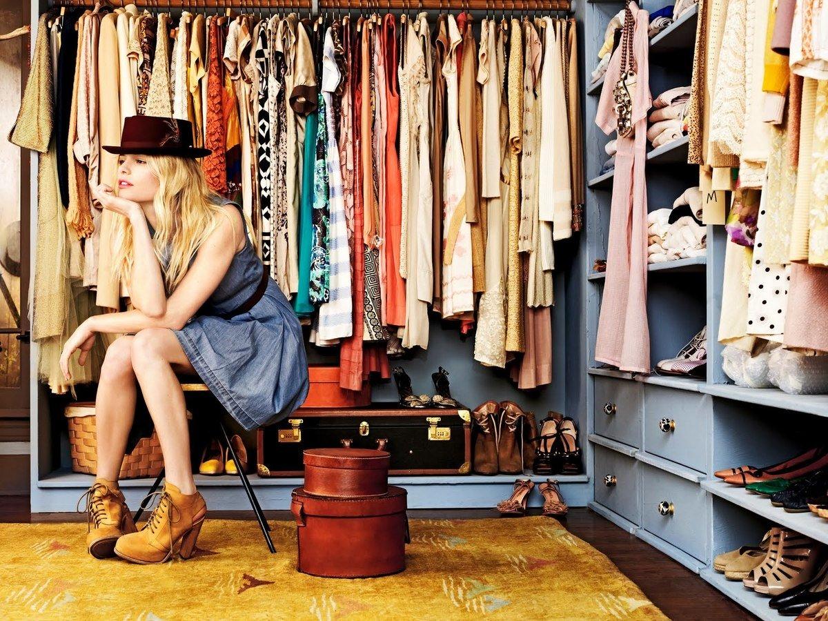 The Fashion Closet