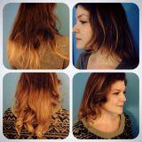 Hair by Amanda Pepe