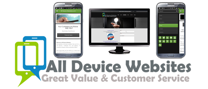 All Device Websites