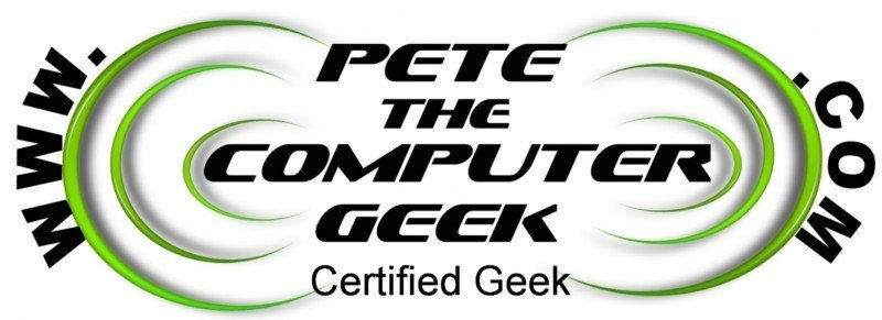 Pete the Computer Geek