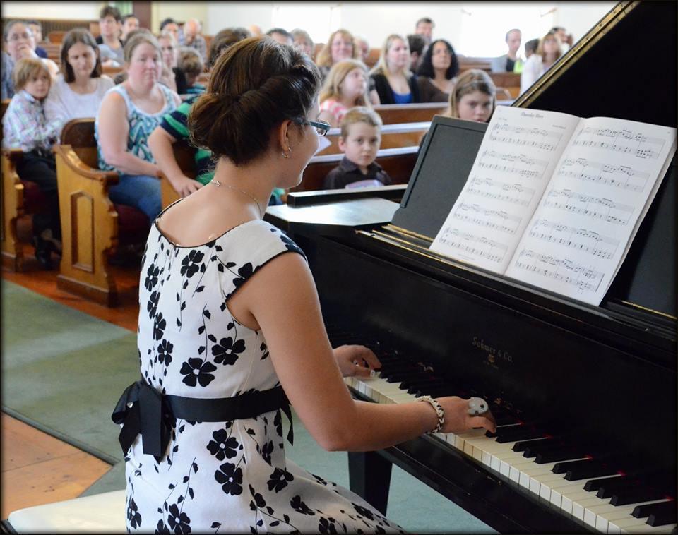 On Q Piano