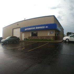 Automotive Services Inc