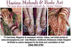 Hasina Mehndi & Body Art