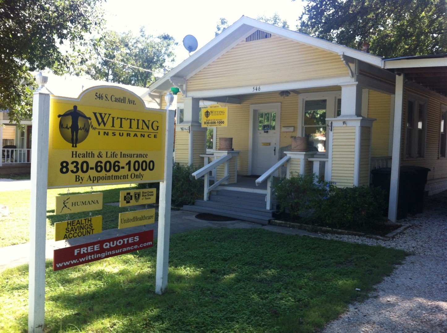 Witting Insurance Agency, LLC.