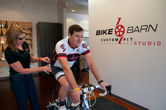 Bike Barn Custom Fit Studio