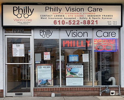 Philly Vision Care
