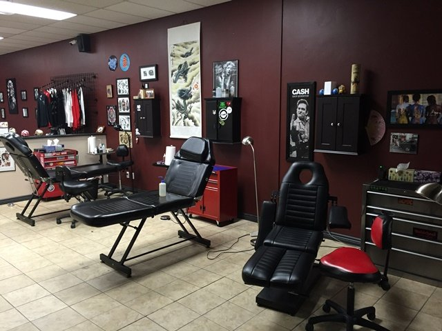 Forever Inked Tattoo Studio
