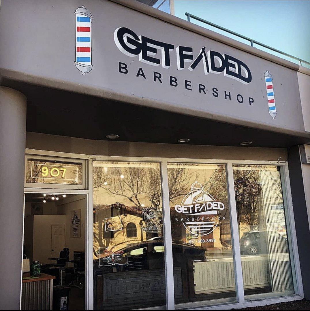 Get Faded Barbershop