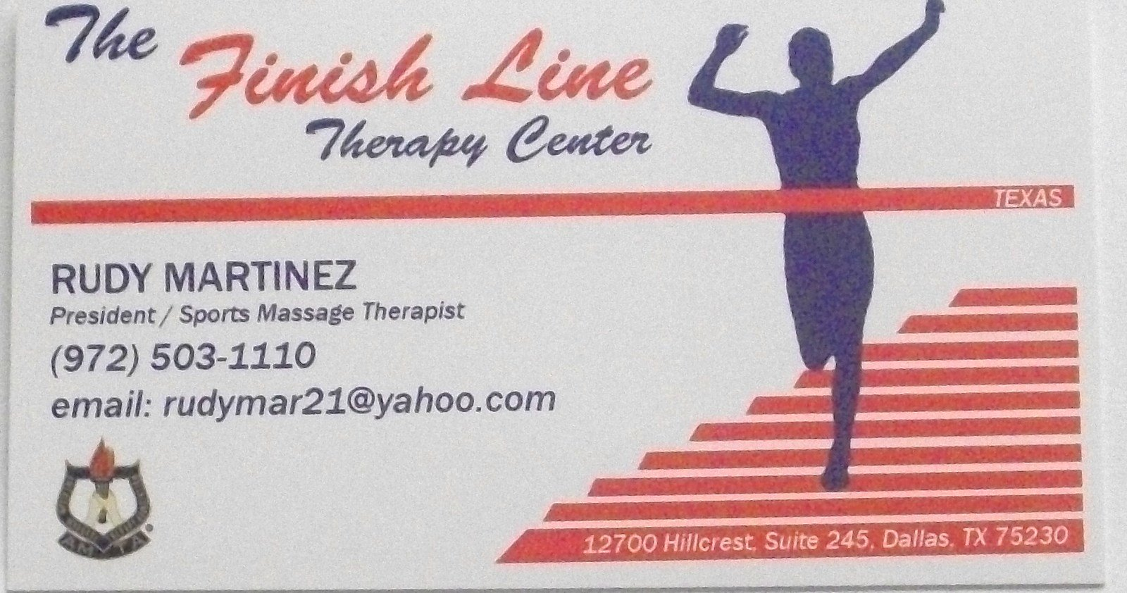 Finish Line Therapy Center