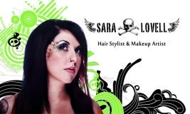 Sara Lovell Hairstylist & Makeup Artist