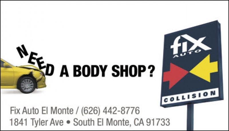 FIX Auto L Monty Body Shop