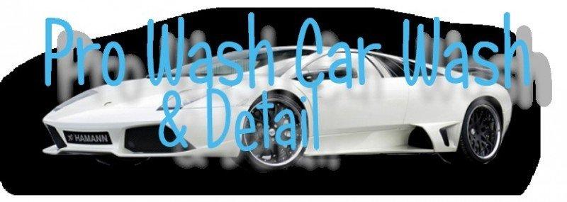 Pro Wash Car Wash & Detail