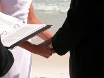 Danielle M. Baker - Wedding Officiant & Minister