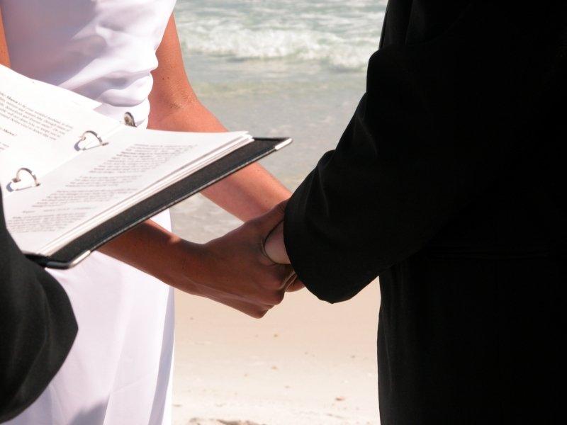 Danielle M. Baker - Wedding Officiant & Minister