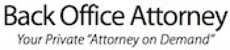 Back Office Attorney