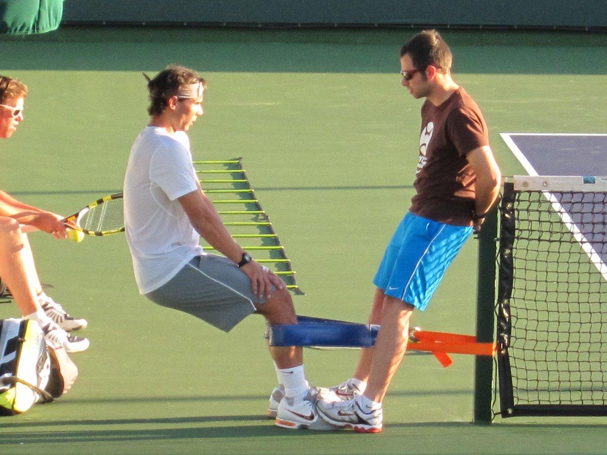 MELVIN TANN (Athletic Performance Therapist)