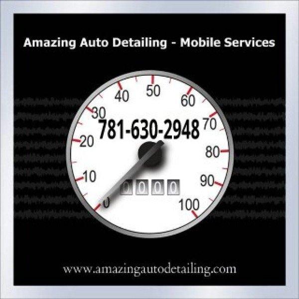 Amazing Auto Detailing - Mobile Services