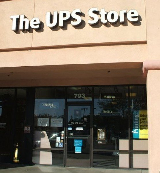 The Ups Store 3968
