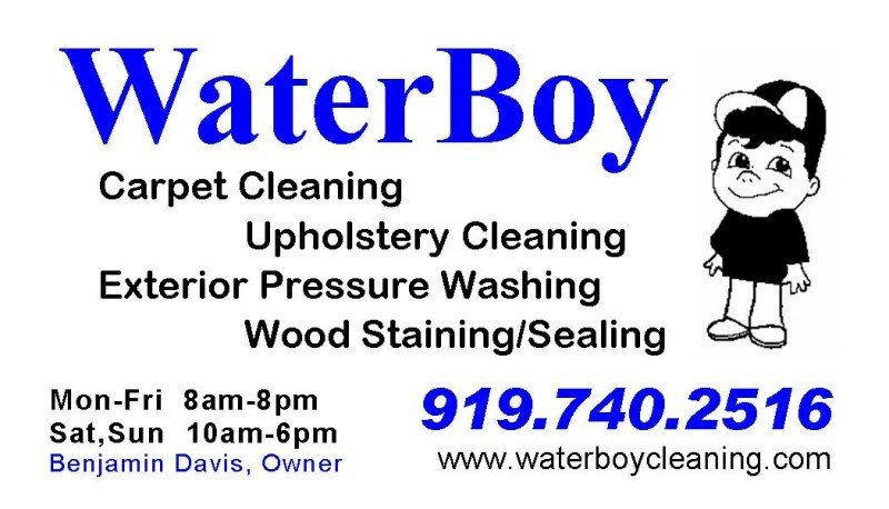 WaterBoy Cleaning