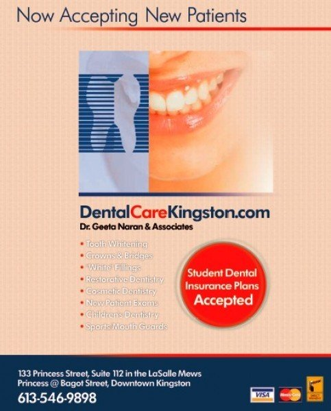 DentalCareKingston.com