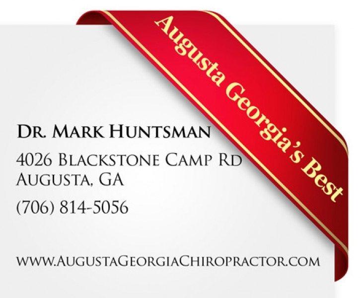 Augusta GA Chiropractors   Dr. Mark Huntsman