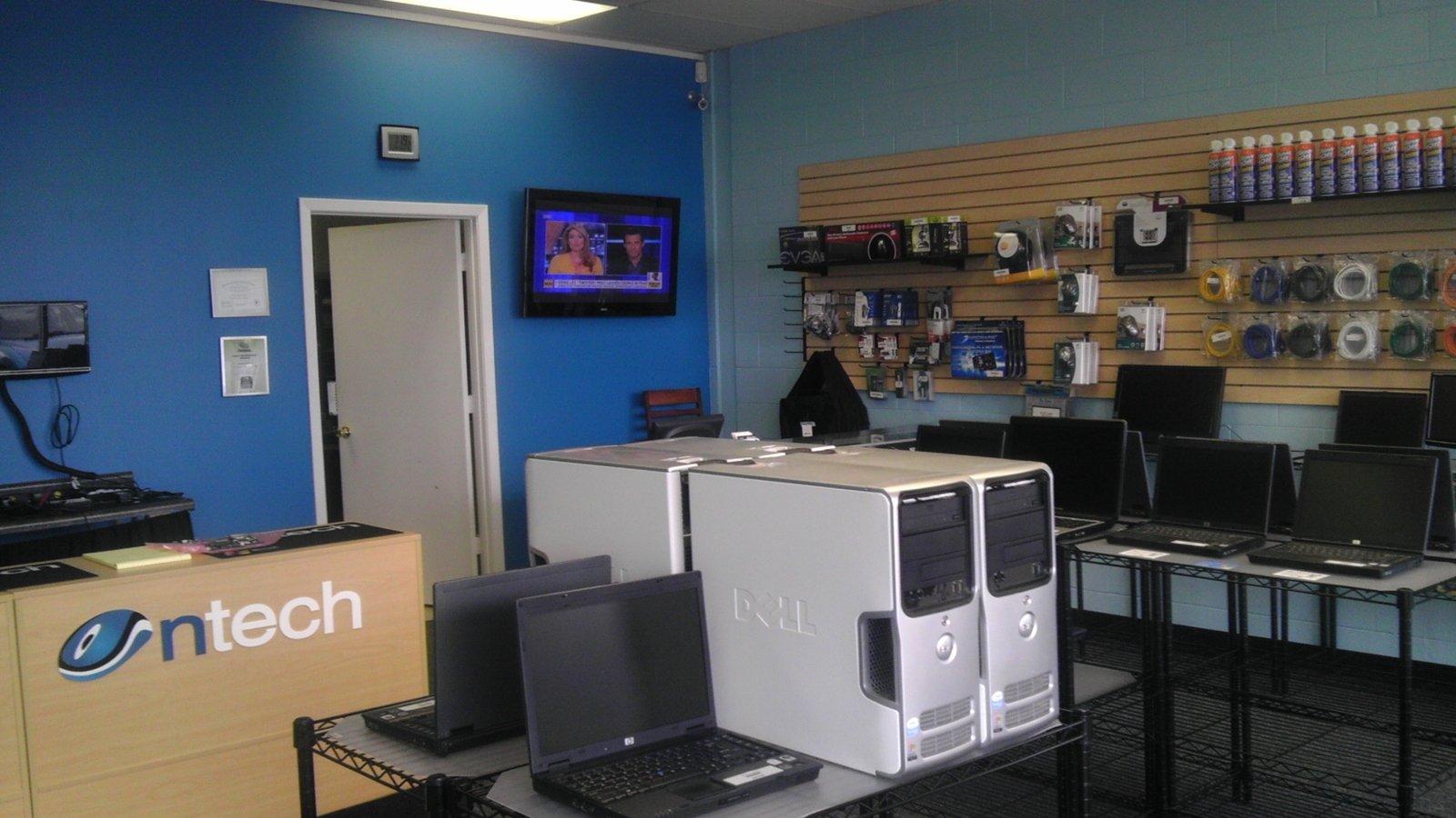 NTech Online Computer Repair