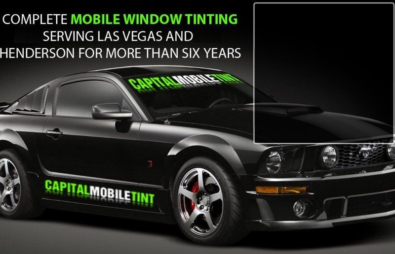 Capital Mobile Tint & Customs