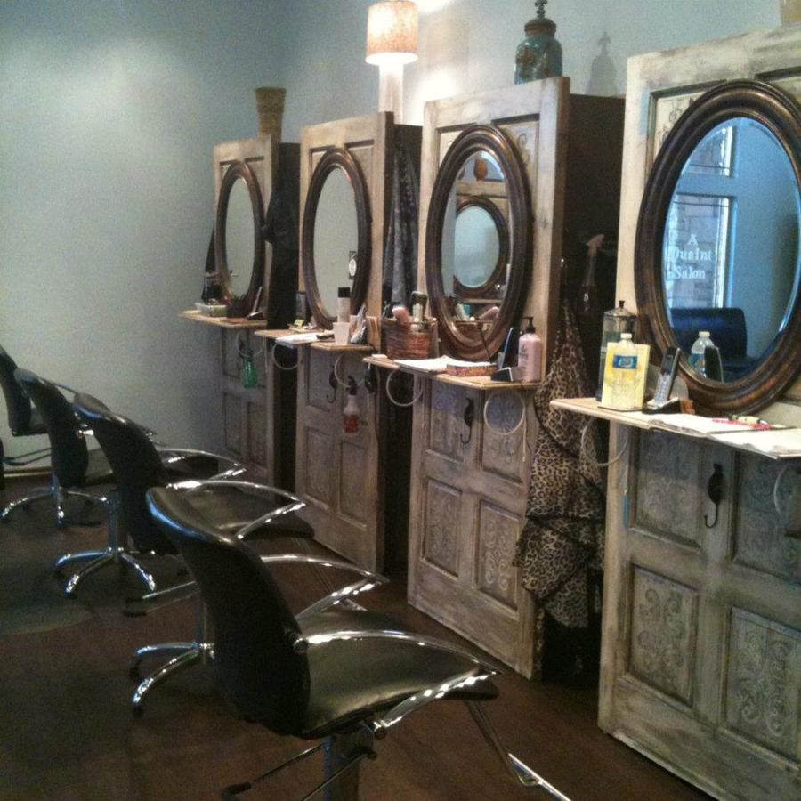 A Quaint Salon