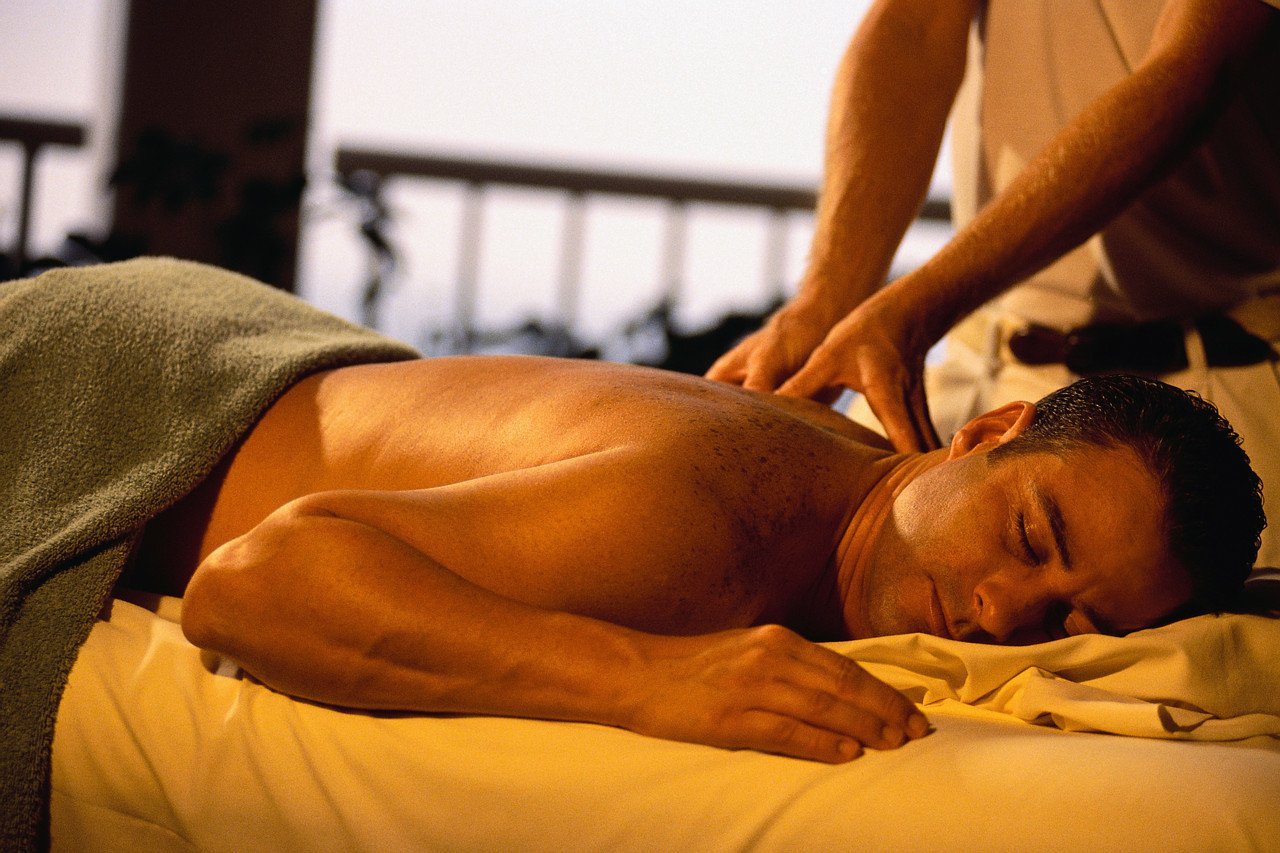 The Healing Rains of Massage