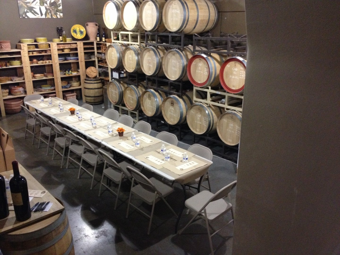 Winery | Barrel-Aging Facility