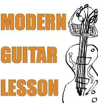 Modern Guitar Lesson