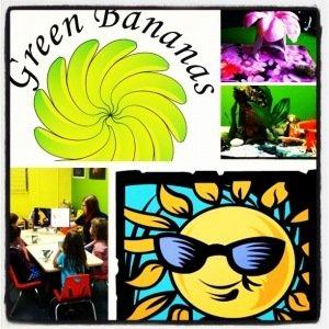 Green Bananas Art Care Studio