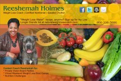 Reeshemah Holmes