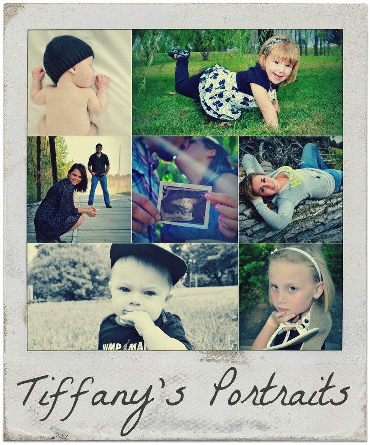 Tiffany's Portraits