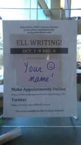 Eryka Sellers, SNHU EFL Writing Tutor