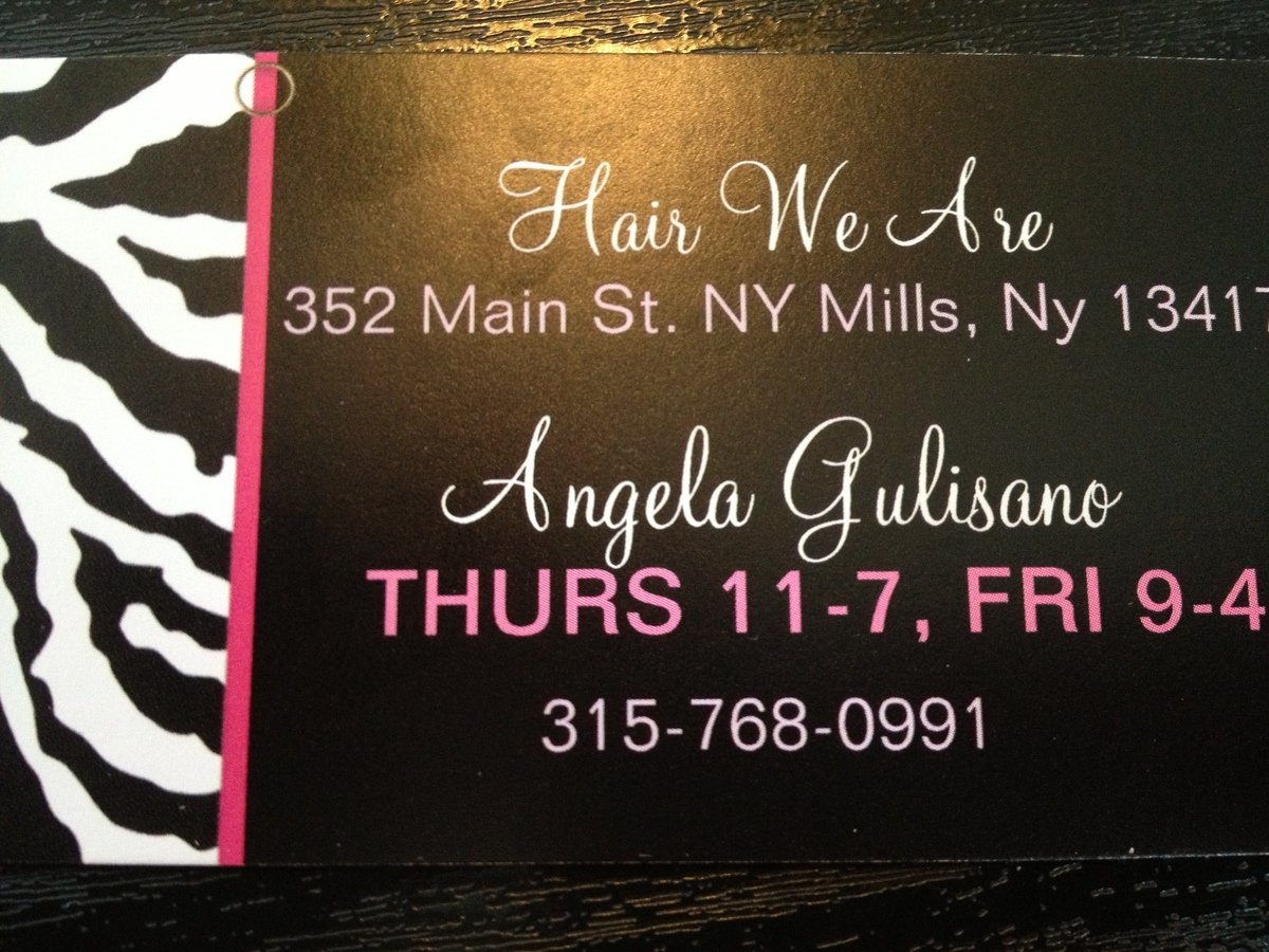 Hair we Are - Angela