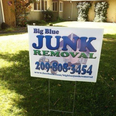 Big Blue Junk Removal